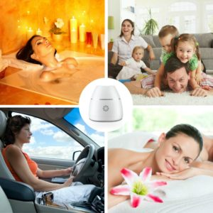 Aennon Nebulizing diffuser for essential oils