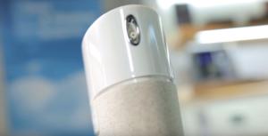 DuoScent nebulizing diffuser