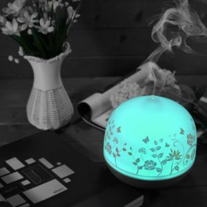 ISELECTOR Aromatherapy Scent Diffuser