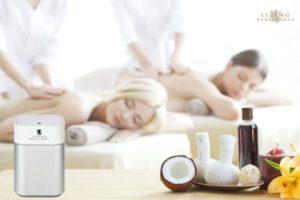 Living BeAtitudes essential oil nebulizer
