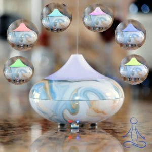 Your Spirit Space Ultrasonic Aromatherapy Diffuser