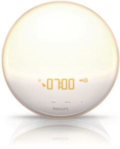 Philips Morning Wake-Up Light Therapy With Colored Sunrise Simulation 5