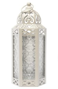 Beautiful Moroccan styled candle lanterns for weddings