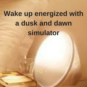Light therapy for for energy