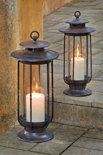 H Potter Decorative Hurricane Candle Lantern Holder