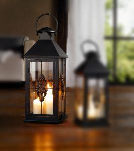 European Style Hanging Candle Lanterns