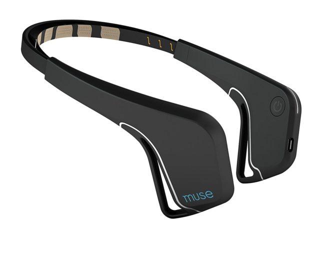 Muse - The Brain Sensing Headband - winning strategy to relieve stress
