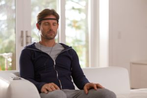 Muse - The Brain Sensing Headband - stress reliever