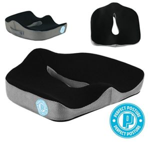 Perfect Posture - Memory Foam Seat Cushion